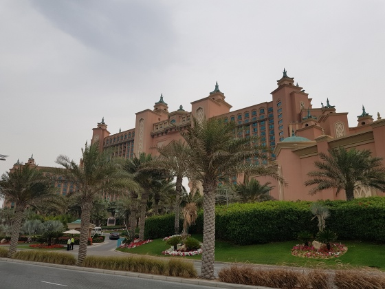 The Atlantis - the Palm
